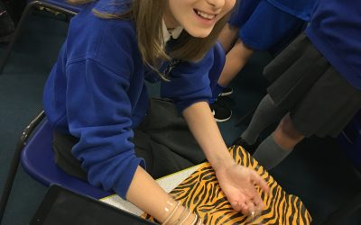 6R Presents…'The Jungle Book' Puppet Show!