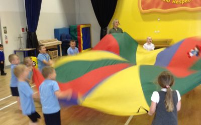 Staying for dinner, first PE session, building dens, making potions and medicine… wow week 2 has been fantastic!