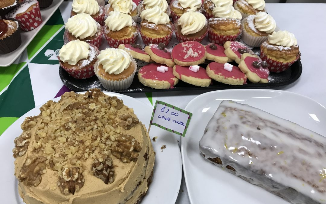 Our MacMillan Coffee Morning