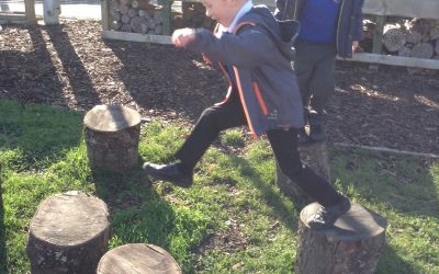 This week we have enjoyed moving in a range of ways particularly on the stepping stones. We balanced on them and helped each other to move onto the next one. We also loved finding worms and finding out if they were hiding anywhere else in our garden!