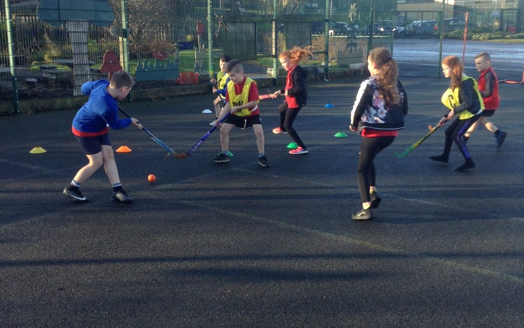 Intra Hockey League | Dunston Hill Community Primary School