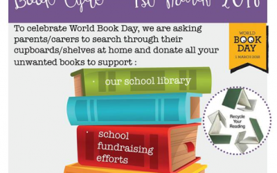 World Book Day – Book-Cycle