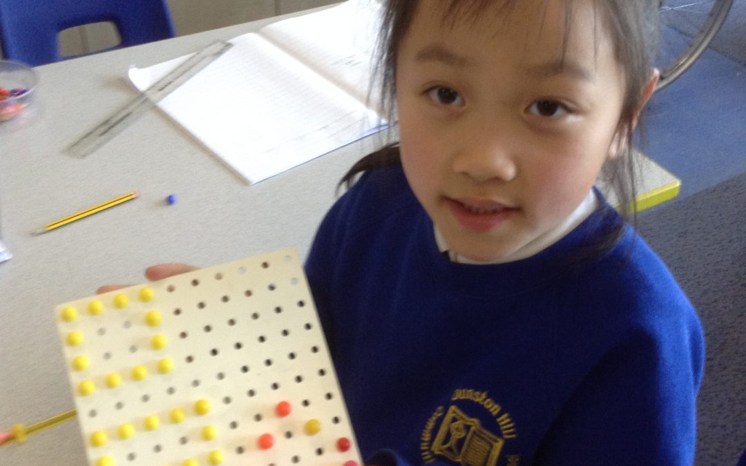 Creating 2-D Shapes