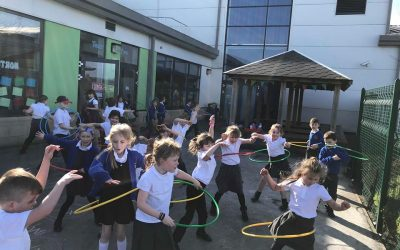 Sports relief 2018!