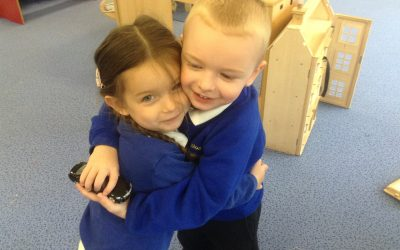We welcomed our Nursery children back with huge smiles! They are keen to meet their new Nursery friends soon!