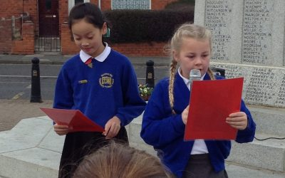 Remembrance: Paying respects in Dunston