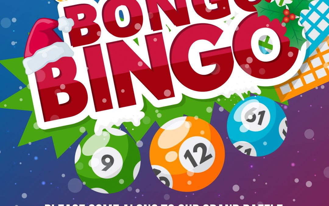 Christmas Bongo Bingo and Grand Raffle Draw