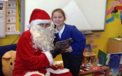 2B had a very special visitor!