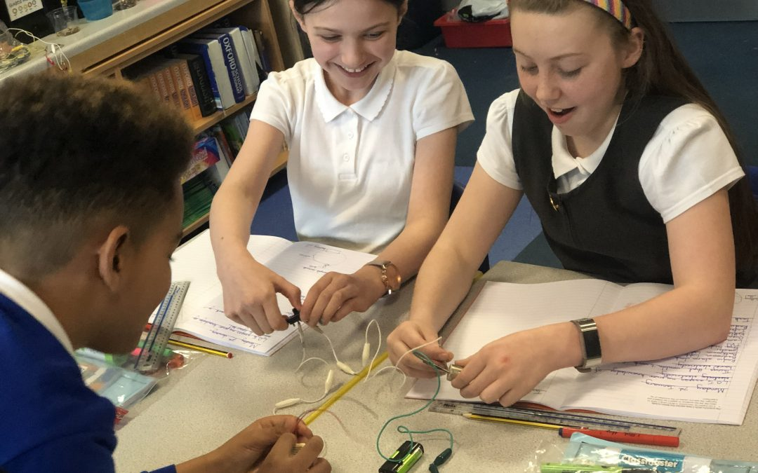 Science: Can we build a working circuit?