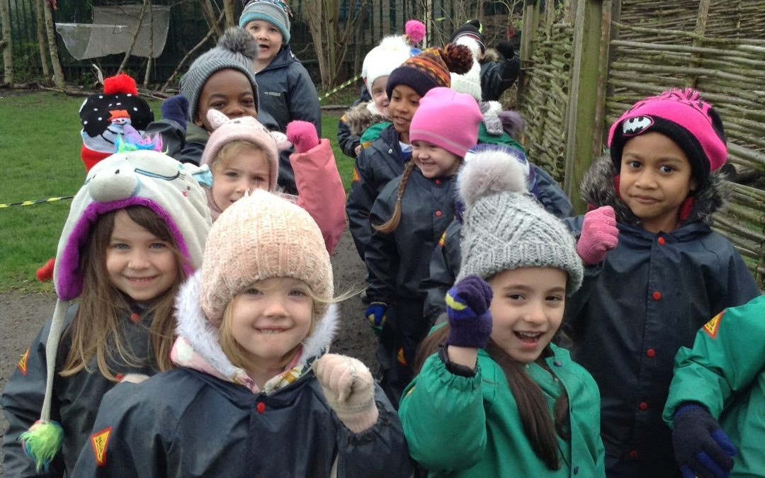 Easter time Forest School Adventures
