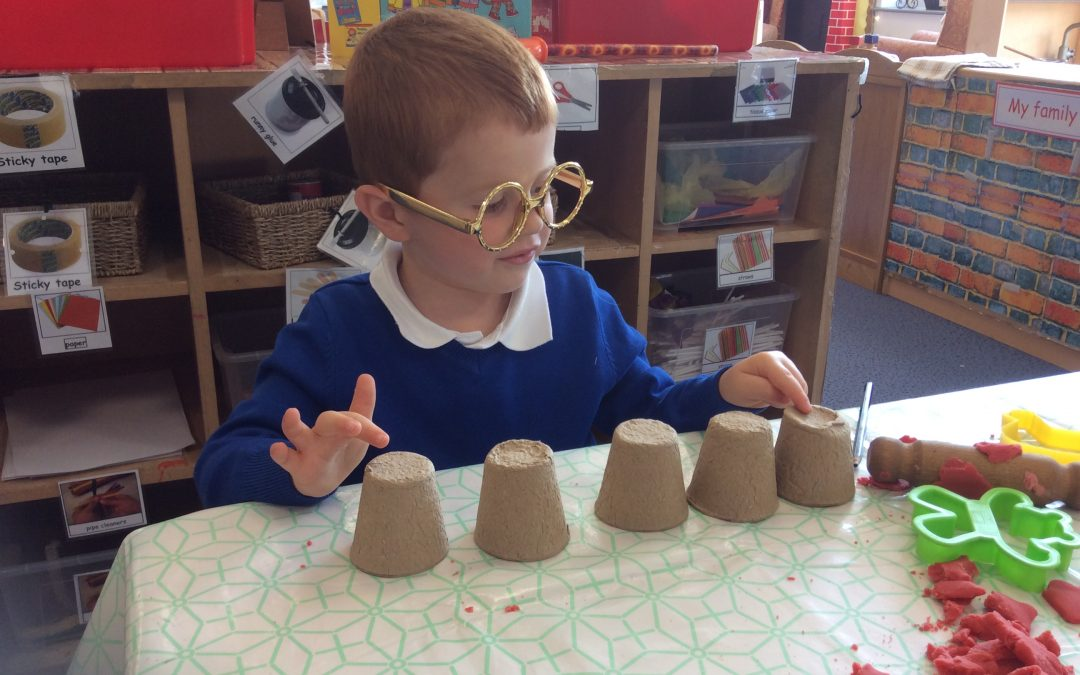 Exploring counting and sorting in Early Years