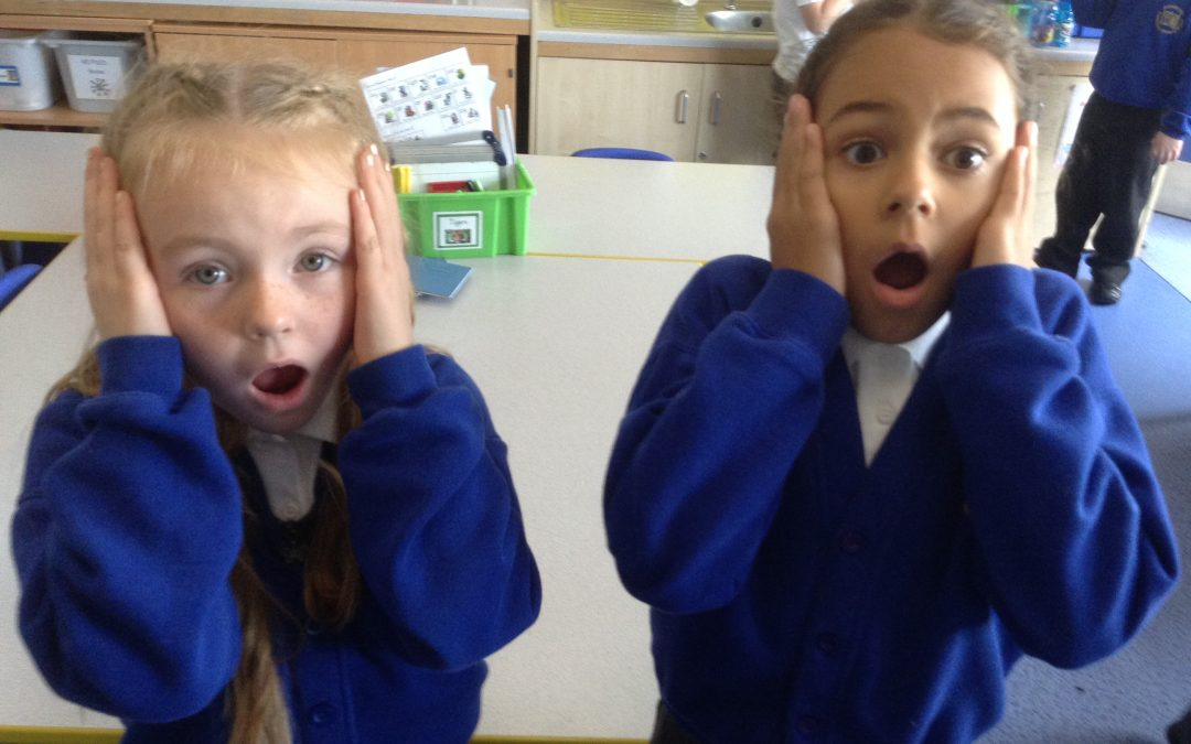Year 2 freeze frames as a stimulus for letter writing