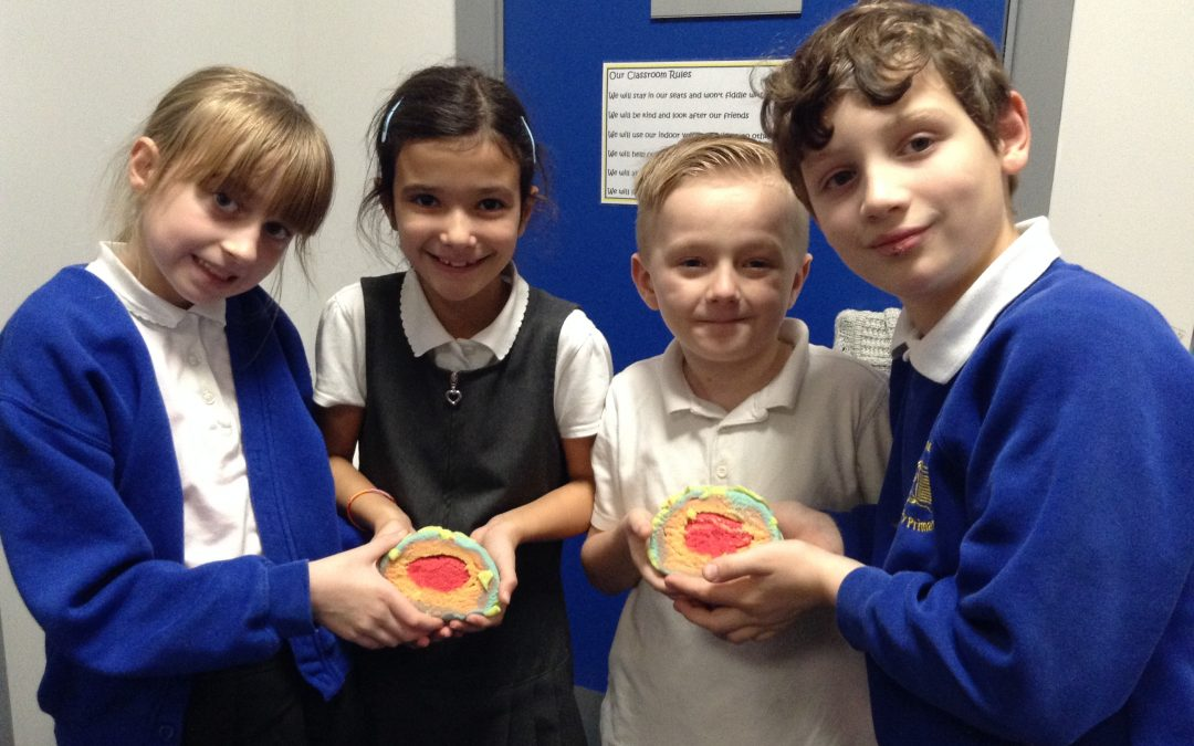 Check out our models of the Earth!