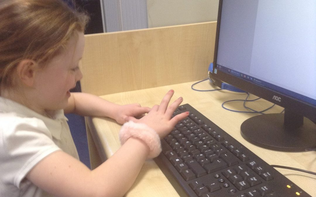 Developing our typing skills