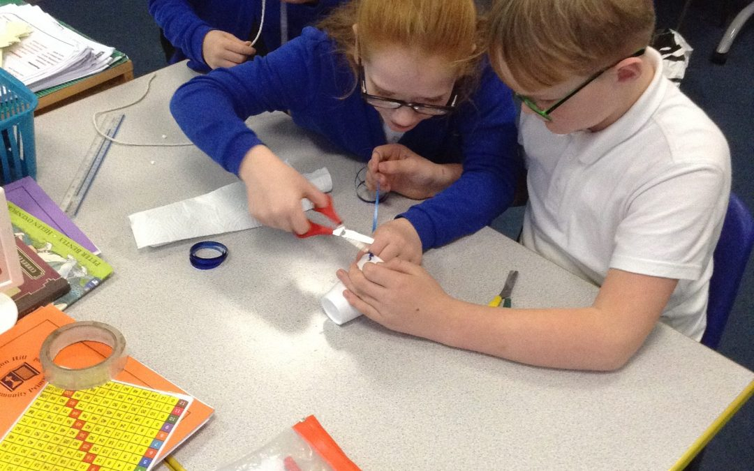 Investigating Air Resistance in Year 5
