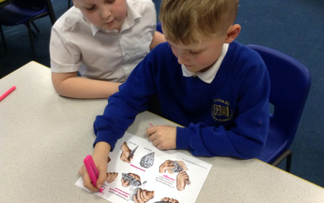 History in Year 3 – The Stone Age