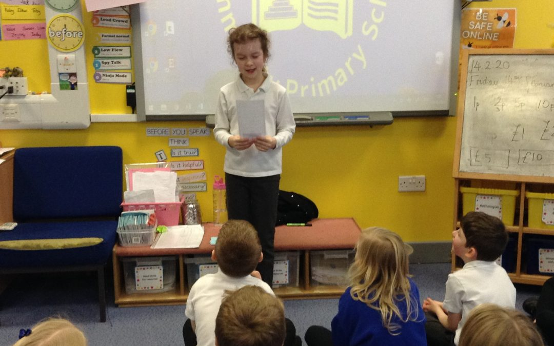 Arctic Kenning poems in Year 2!