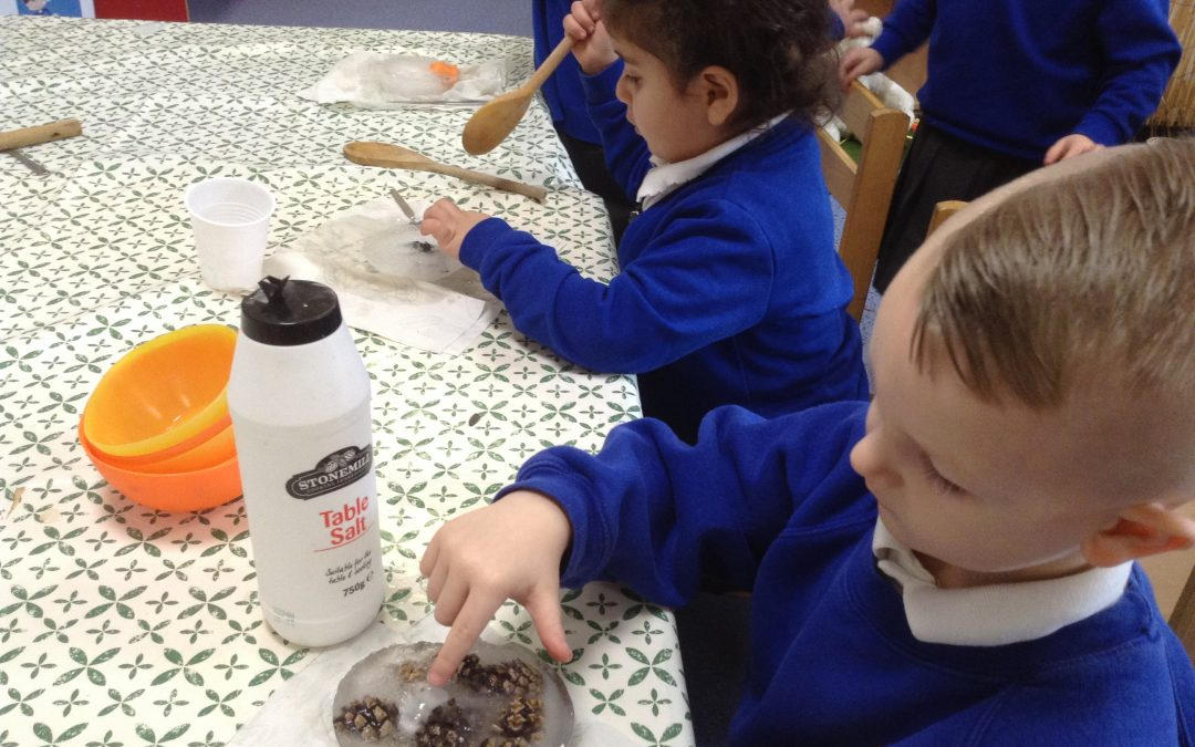 Exploring the Freeze in Nursery