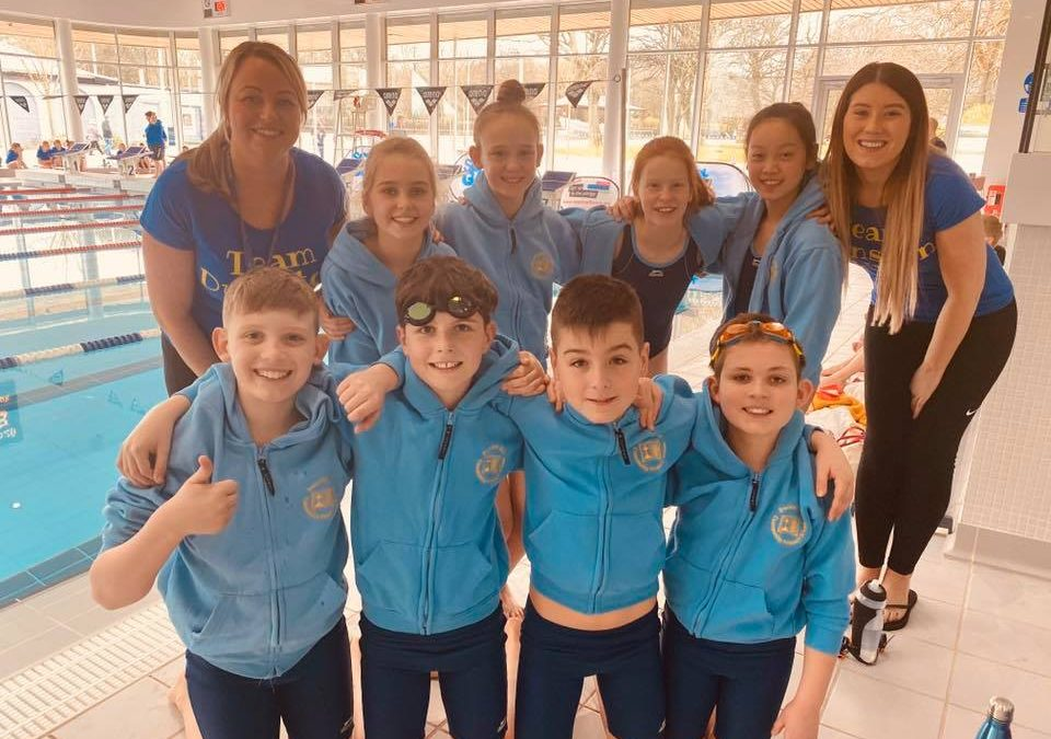 Swimming Gala – South Tyneside Finals