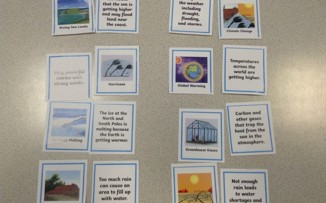 Year 3 Science – Climate Change