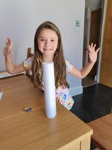 STEM CHALLENGES AT HOME