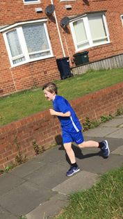 Year 3 – Keeping Fit!