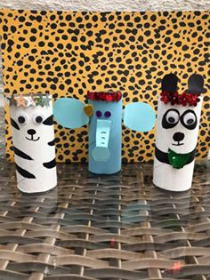 Art Week Day 4 – Toilet Roll Challenge and other art