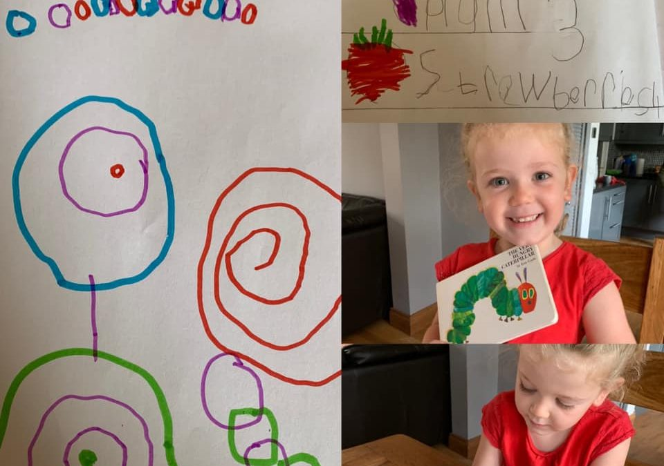 Reception – Home Learning Maths