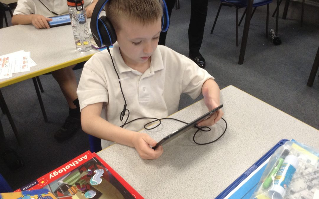 Discovering Reading Plus