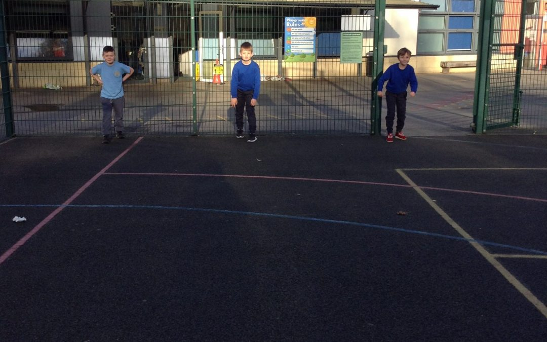 Year 3 Virtual Athletics
