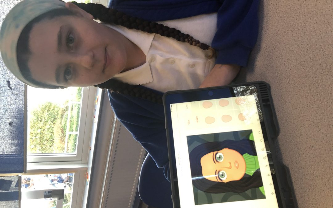 Creating and using Avatars to protect our online identity